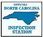 Official NC Inspection Station